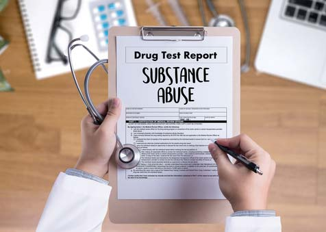 Substance Abuse Evaluation for DOT
